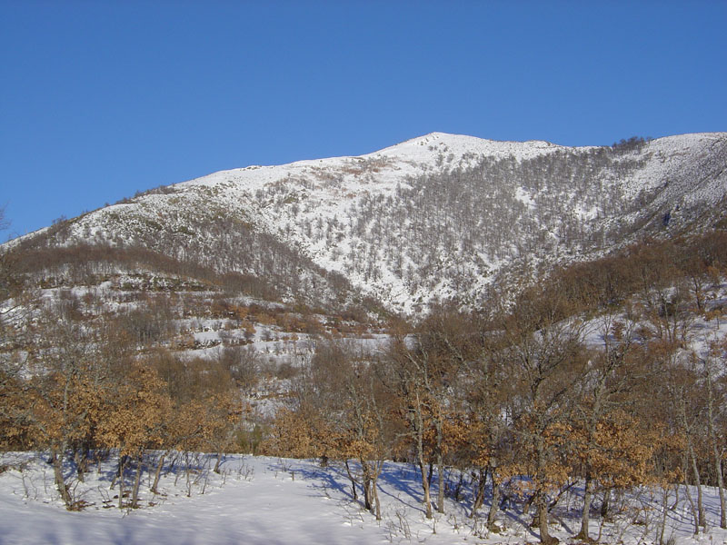 El Cueto (1720 m)