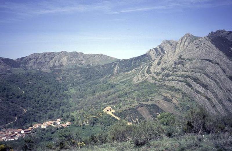 Alto de El Raso (1450m)